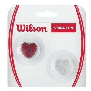 Wilson - Simona Halep Hearts Dampener 2 Db. Piros/Fehér