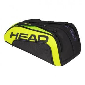 HEAD - Extreme Tour Team 2020 12R Monstercombi Tenisz Táska 12 Teniszütőnek Fekete/Sárga/Lila
