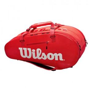 Wilson-Tenisz Táska Super Tour 2 - 9 Teniszütőnek