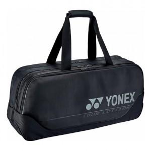 Yonex - Pro Tournament (2020) Unisex Sporttáska Fekete/Ezüstszínű