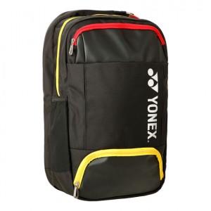Yonex - Backpack L (2020) Unisex Tenisz Hátizsák Fekete/Ezüstszínű/Piros/Sárga