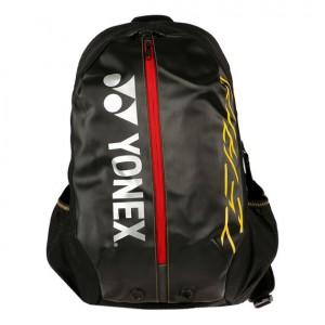 Yonex - Backpack S (2020) Unisex Tenisz Hátizsák Fekete/Ezüstszínű/Piros/Sárga