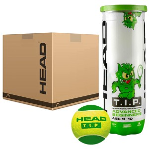 HEAD - TIP Green (Stage 1) 72 Darabos Gyerek Teniszlabda