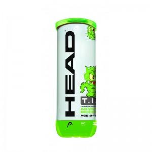 HEAD - TIP Green (Stage 1) 3Db. Verseny Gyerek Teniszlabda