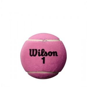 Wilson - Roland Garros Jumbo Ball 13 cm Autográf Labda Rózsaszín