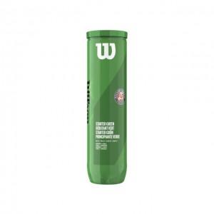 Wilson - Roland Garros Starter Green (Stage 1)  4Db. Verseny Gyerek Teniszlabda