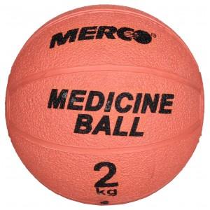 Merco - Single Gumi Gyógyszer Labda 2 Kg Narancssárga