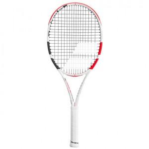 Babolat - Pure Strike 100 (2020) Verseny Teniszütő Fehér/Fekete/Piros