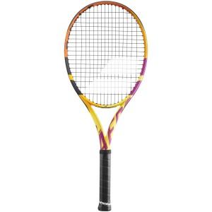 Babolat - Pure Aero Rafa 2021 Verseny Teniszütő Sárga/Narancssárga/Lila/Fekete