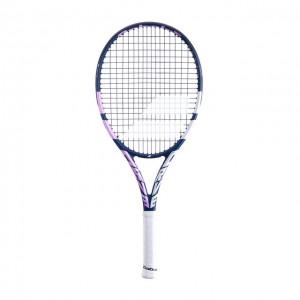 Babolat - Pure Drive Junior 26 (2020) Lány Verseny Teniszütő Sötétkék/Rózsaszín/Fehér