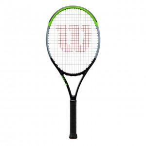 """Wilson - Blade V 7.0 26"""" Junior (2019) Gyerek Teniszütő Fekete/Világos Zöld/Ezüstszínű"""