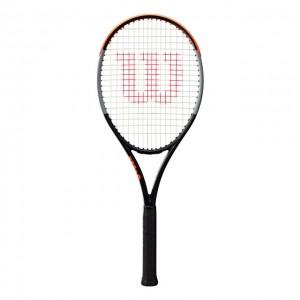 Wilson - Burn V4 100 Tour 2020 Verseny Teniszütő Fekete/Szürke/Narancssárga