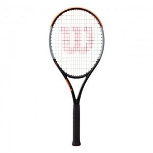 Wilson - Burn V4 100 ULS Tour 2020 Verseny Teniszütő Fekete/Szürke/Narancssárga