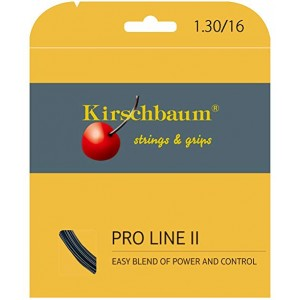 Kirschbaum Pro Line II Black 12m