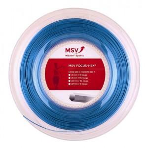 MSV - Focus Hex Teniszhúr 200m Tekercs Kék
