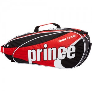 Prince-Tour Team 6 Teniszütő Piros