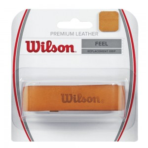 Wilson - Premium Leather Replacement Grip BARNA