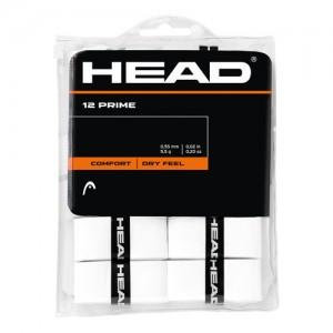 HEAD - PRIME 12 Db./Csomag Overgrip fehér