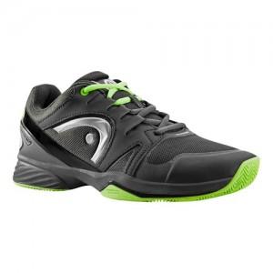 HEAD - Prestige Exclusive Limited Edition Clay Court  Férfi Teniszcipő fekete/neon zöld