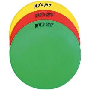 Pro's Pro - Gumírozott Jelölő Körök 6 Db-os csomag piros/sárga/zöld