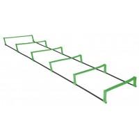 Pro,s Pro - Hürden-Koordinationsleiter Koordinációs Állítható Létra zöld/fekete
