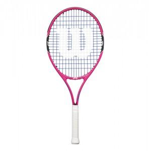 Wilson - Burn 25 Junior Teniszütő rozsaszin/fekete