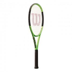 Wilson - Blade 98 18x20 Countervail Reverse Tour Verseny Teniszütő zöld/fekete