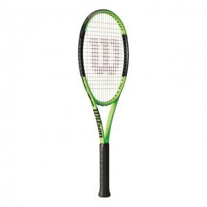 Wilson - Blade 98L 16x19 Reverse Tour Verseny Teniszütő zöld/fekete