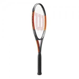 Wilson - Burn 100 Countervail (2017) Teniszütő szürke/narancssárga