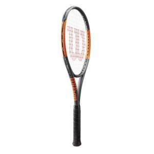 Wilson - Burn 100LS (2017) Teniszütő szürke/narancssárga