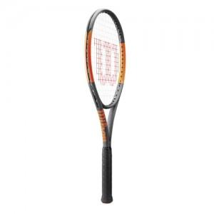 Wilson - Burn 100S Countervail (2017) Teniszütő szürke/narancssárga