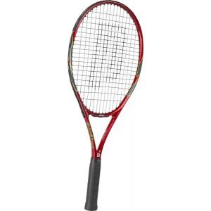 """Pro's Pro - Super Star 26"""" Gyerek Teniszütő piros/ezüstözött/sárga"""