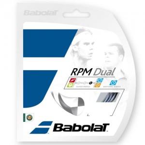 Babolat-RPM Dual 12m Fekete/Szürke