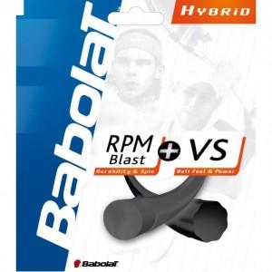 Babolat-RPM Blast + VS Fekete/Natúr