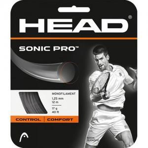 Head-Sonic Pro 12m Fekete