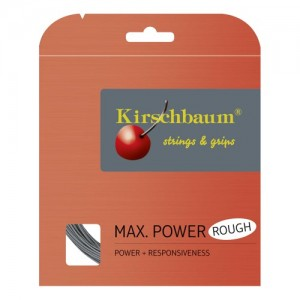 Kirschbaum-Max Power Rough 12m - Szürke