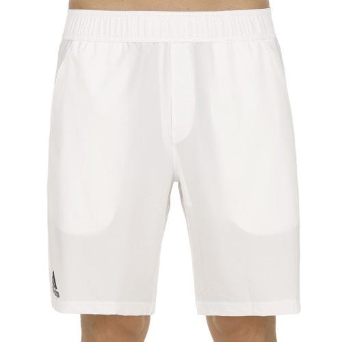 adidas - Essex Short Férfi Tenisz Rövidnadrág fehér fekete 3d68508a14